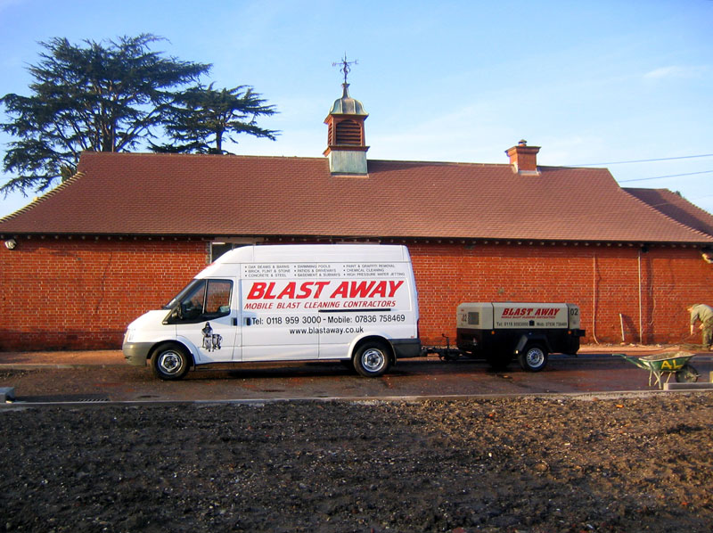 Blast Away Professional Blast Cleaning